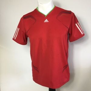 Adidas soccer jersey XL men's shirts athletic wear